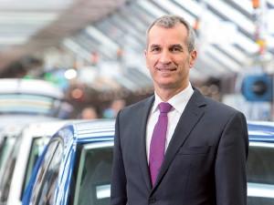 Albrecht Reimold, CEO Volkswagen Slovakia