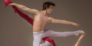 Ilustračná fotografia, Pexels, Balet, muž