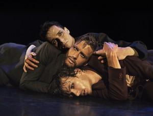 Igor Leushin, Andrej Szabo, Peter Dedinský. Foto: Martin Machaj