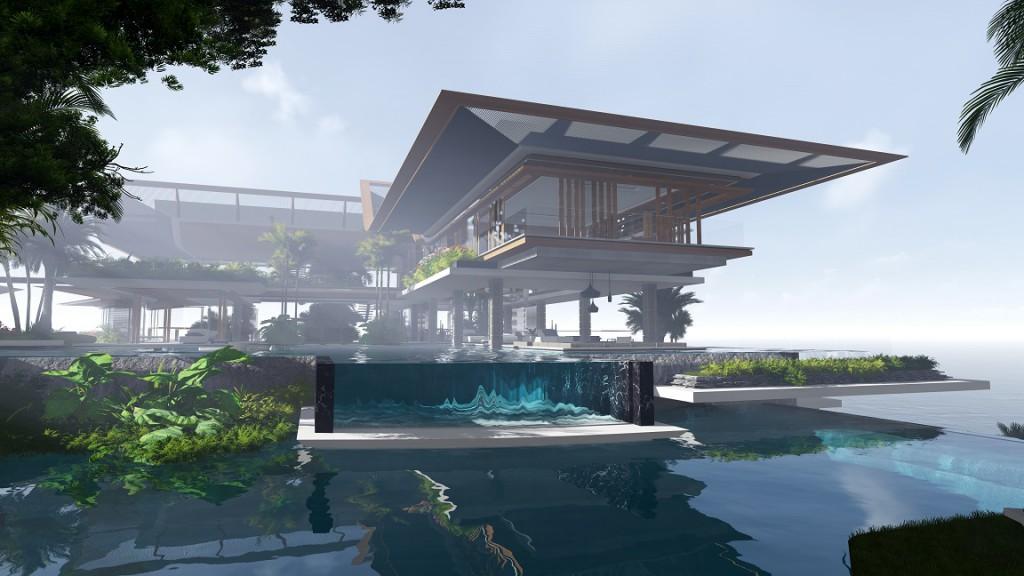 X+ílima Water Pavilion 17