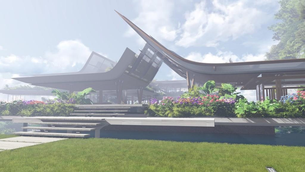 X+ílima Water Pavilion 47