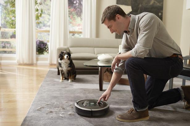 Automatický vysávač Roomba
