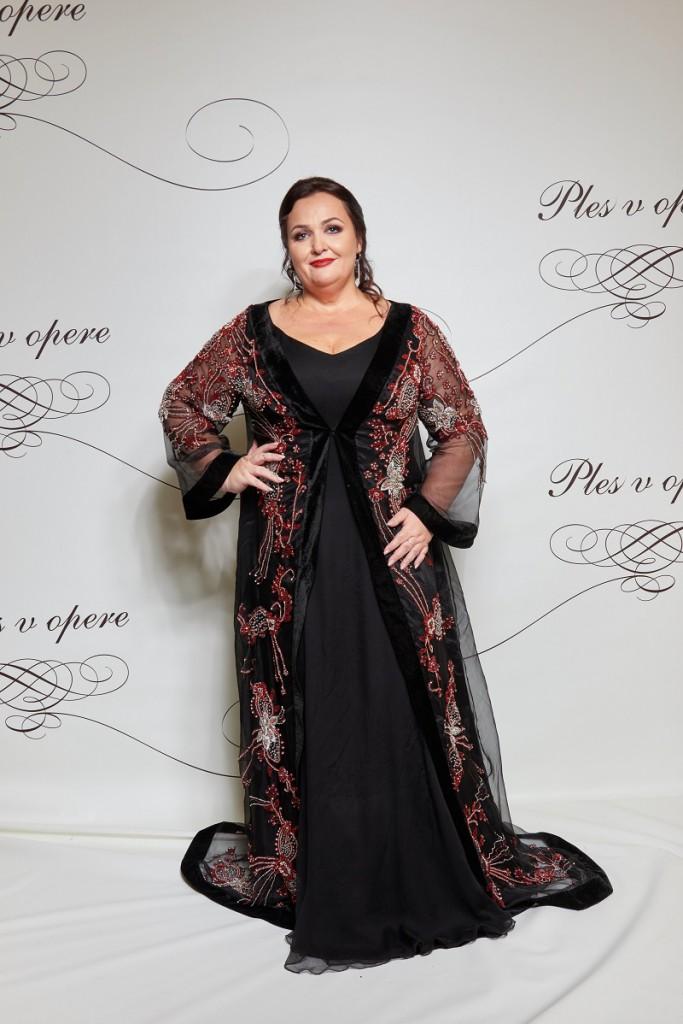 Renáta Názlerová, moderátorka, spisovateľka (foto: Peter Frolo)