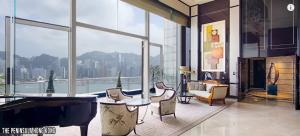Peninsula Suite - The Peninsula Hong Kong