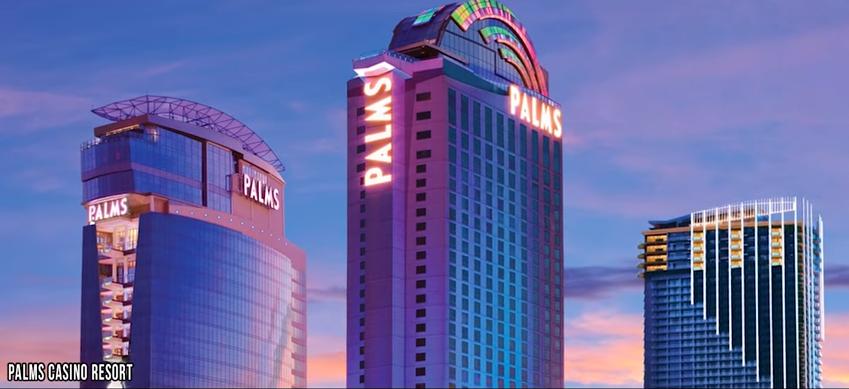 Hugh Hefner Sky Villa - Palms Casino Resort v Las Vegas