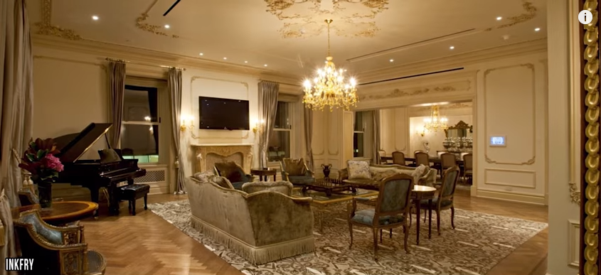 Royal Plaza Suite - The Plaza Hotel