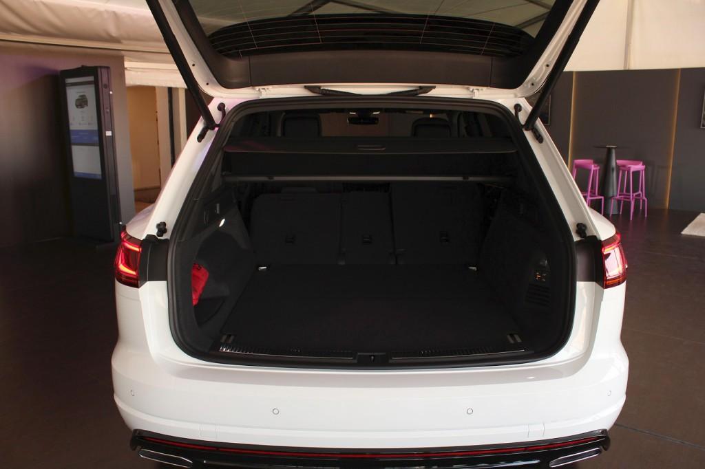 Volkswagen Touareg 2019 - batožinový priestor