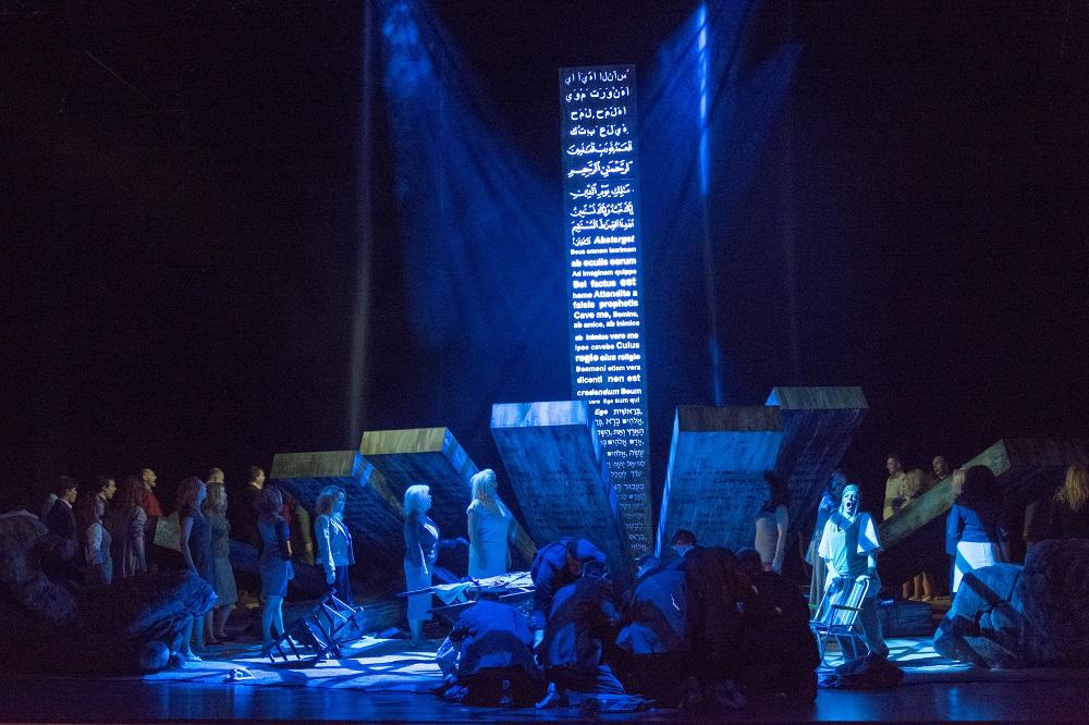 Po prvý raz privítame vSND Krakovskú operu sdielom unás nikdy neuvedeným - operou Kráľ Roger. foto: Ryszard Kornecki