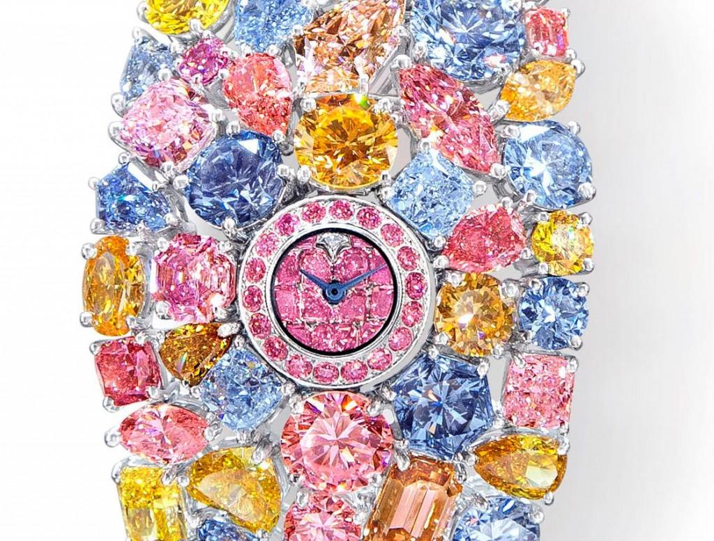 Graff Diamonds The Hallucination / 50 miliónov USD