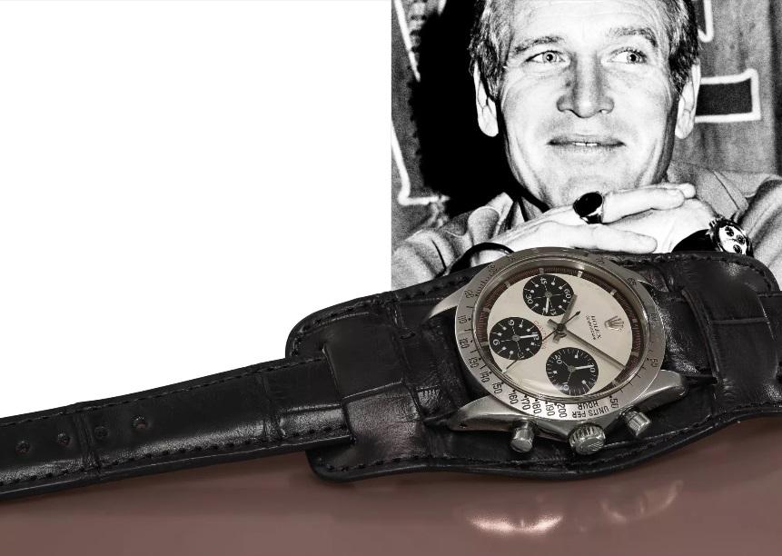 Rolex Cosmograph Daytona 'Paul Newman' / 17,8 miliónov USD