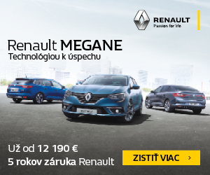 Inzercia: Renault