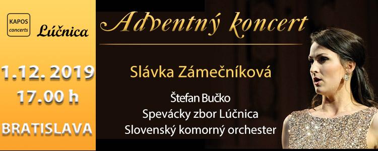 Adventný koncert 2019