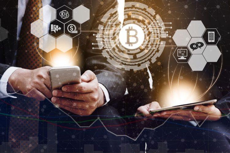 Kryptomeny (zdroj obrázku: canva.com)