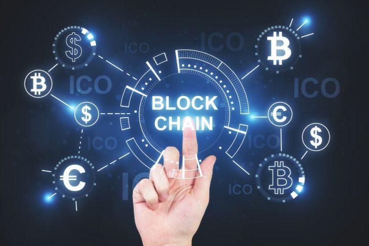 Techonológia Blockchain (zdroj obrázku: canva.com)
