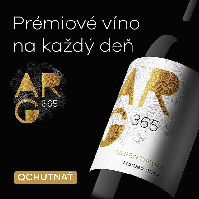 Arg 365 – prémiové víno na každý deň | arg365.eu