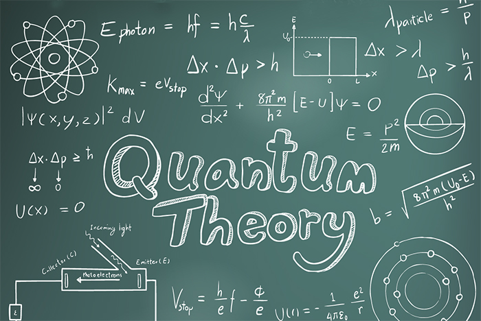 Technologické obrázky - kvantová fyzika