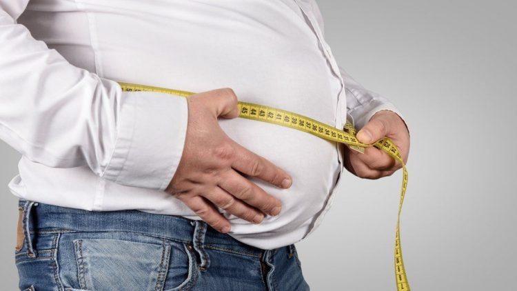 Fakty - obézny muž v košeli