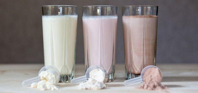 Mlieko s proteínom zdroj: sci-mx.com