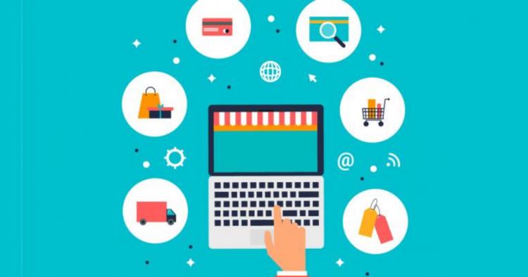 E-commerce moderné