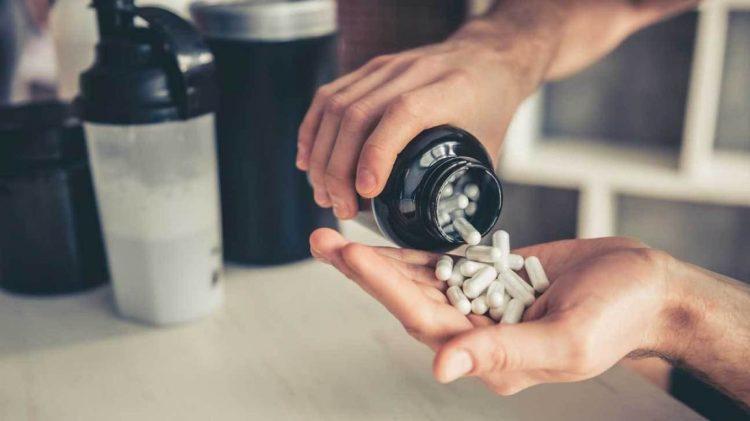 Kreatín tabletky