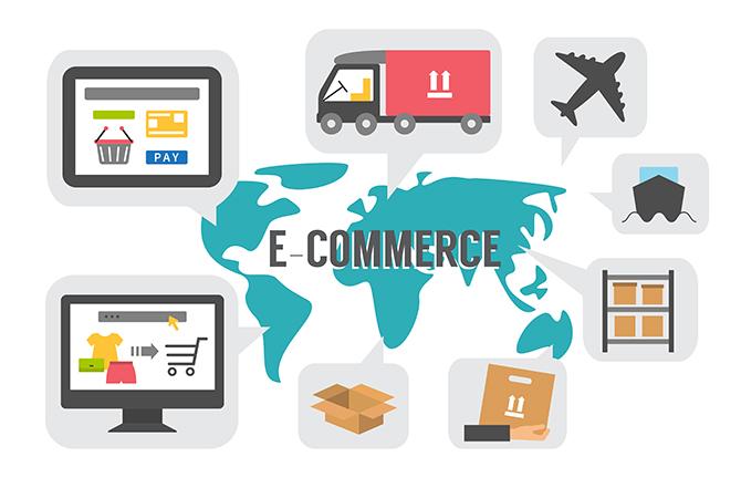 E-commerce faktory