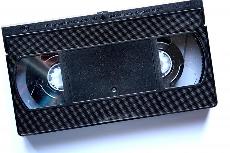VHS pásky