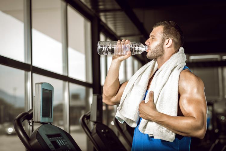 Regenerácia svalov vodou