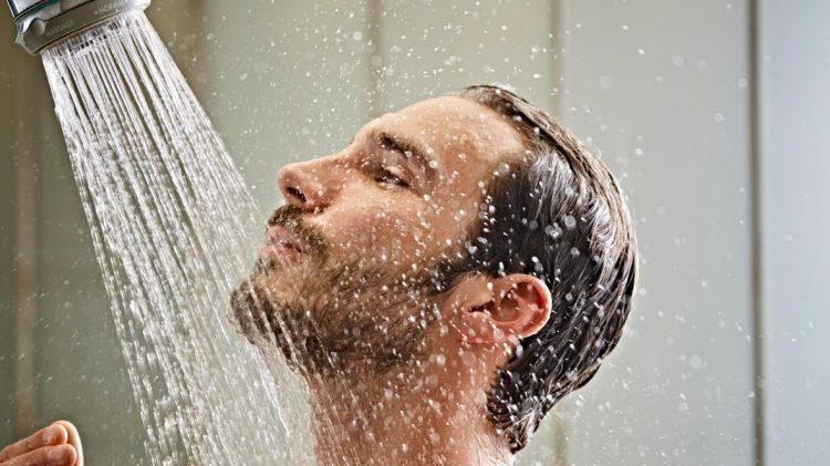 Regenerácia svalov sprcha