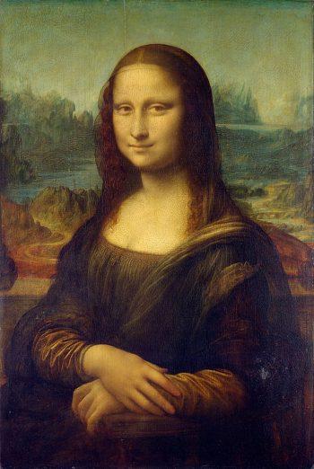 Obrazov Mona Lisa