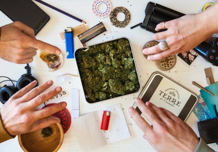 dekriminalizácia marihuany