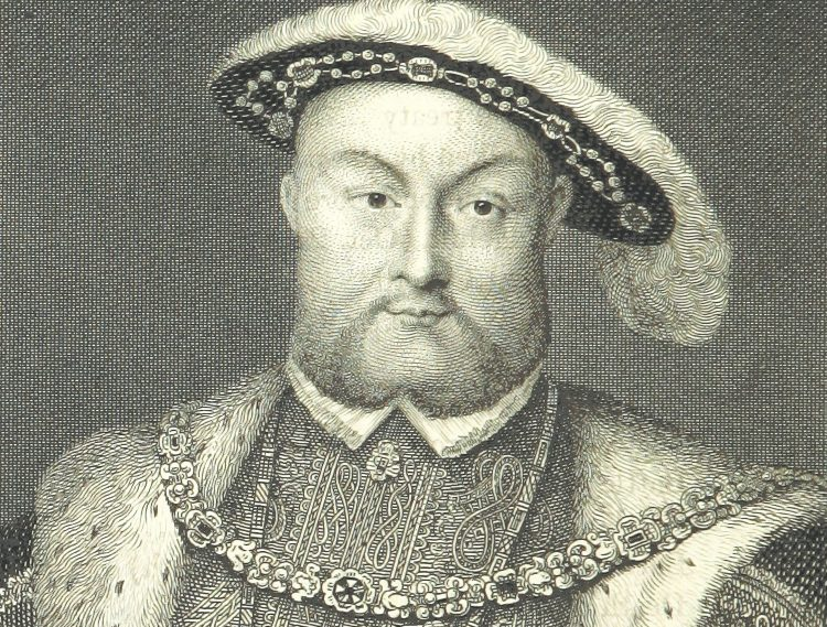 henrich VIII