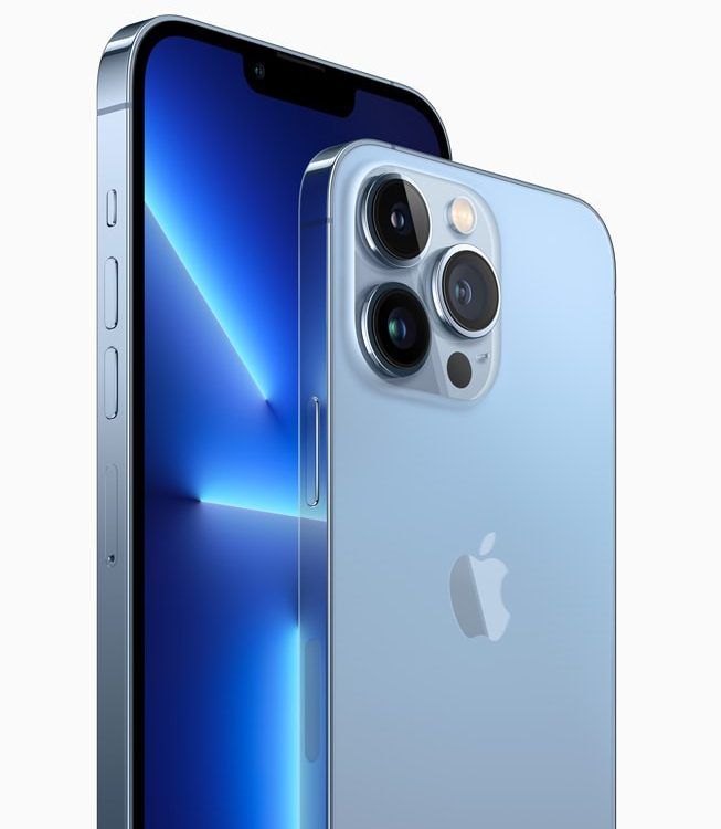 iPhone 13 Pro a iPhone 13 Pro Max [Apple]