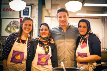 Migrateful - charitatívna organizácia migrujúcich kuchárov