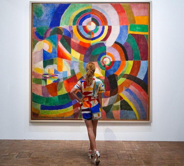 umenie-umelecké dielo-štýlový outfit