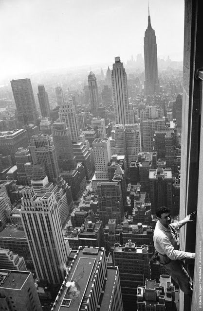 umývanie mrakodrapov plat