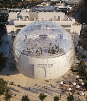 Múzeum vybudované Akadémiou filmových umení a vied