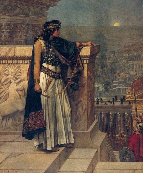 Vplyvné ženy v starovekom Ríme